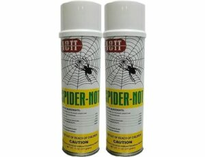 Spider Not - Spider Killer Aerosol 2 Cans