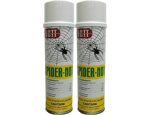Spider Not - Spider Killer Aerosol 2 Cans