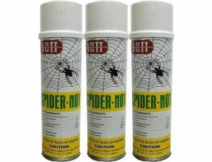 Spider Not - Spider Killer Aerosol 3 Cans
