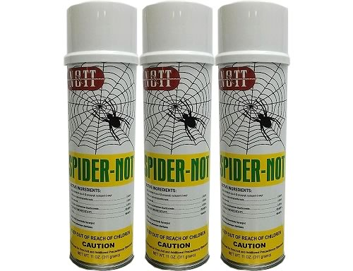 Spider Not - Spider Killer Aerosol 3 Cans